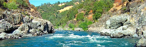 American River, home of RiverTunes Roots Music &amp; Creativity Camp