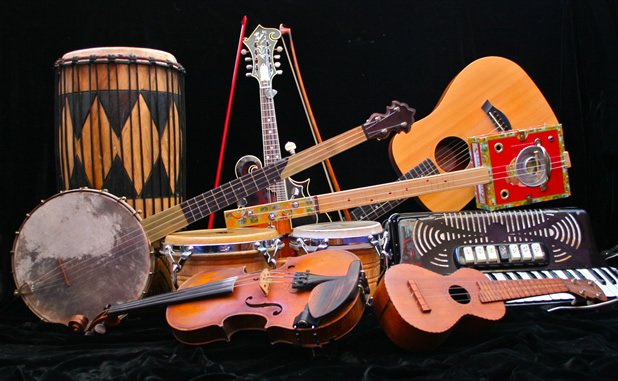 Instruments - RiverTunes