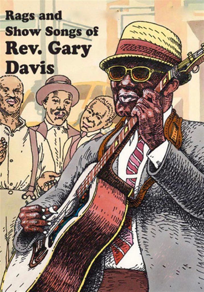 Rev Gary Davis